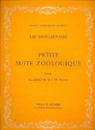 PetiteSuiteZoologique. Jean-Marie Depelsenaire