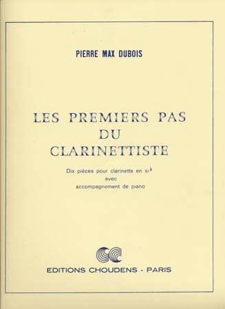 LesPremiersPasDuClarinettiste.PierreMax Dubois