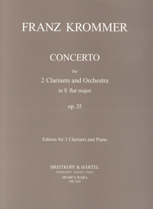 KonzertinEs-Durop.35 Franz Krommer