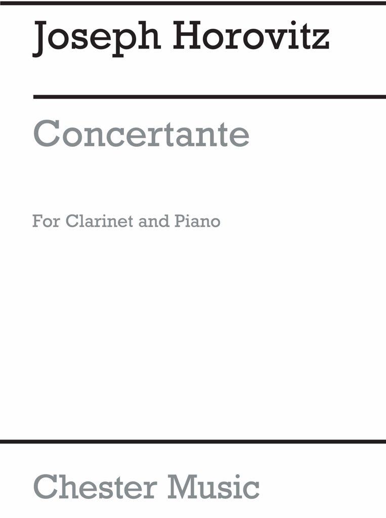Concertante.Joseph Horovitz