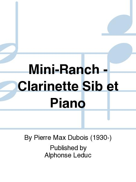 MiniRanch. PierreMax Dubois