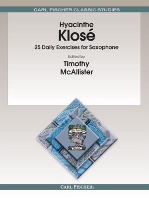 25DailyExercisespara saxofón.HyacintheKlose