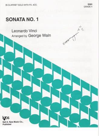 SonataNo.1. LeonardoVinci