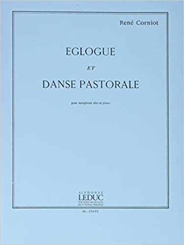 EglogueetDansePastorale(1946). Rene Corniot