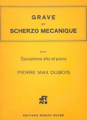GraveetScherzoMecanique(1973). PierreMax Dubois