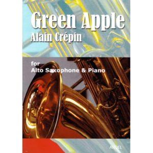 GreenApple. Alain Crepin