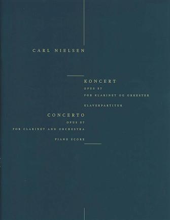 Konzert(Concerto)op.57. Carl Nielsen