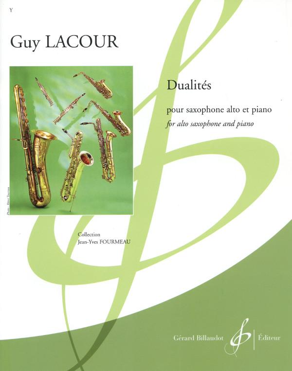 Dualites(2011) Guy Lacour