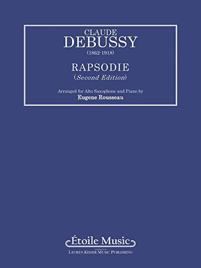 Rapsodie.ClaudeDebussy