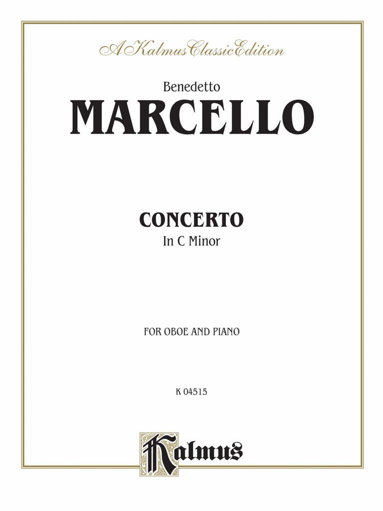 Konzertinc-moll.BenedettoMarcello
