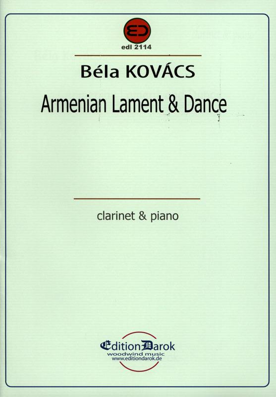 ArmenianLamentandDance(2013)Bela Kovacs