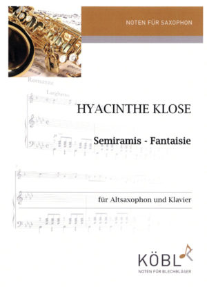 Semiramis-Fantaisie. Hyacinthe Klose