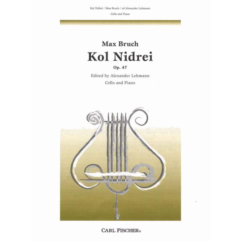 KolNidreiop.47para clarinete y piano. MaxBruch
