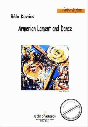 ArmenianLamentandDance(2007) Bela Kovacs