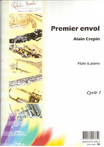 PremierEnvol(2008). Alain Crepin