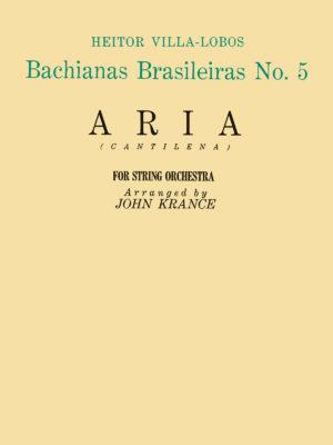 AriaausBachianasBrasileirasNo.5para clarinete bajo y piano. HeitorVilla-Lobos