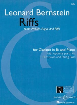 Riffs(1949)LeonardBernstein