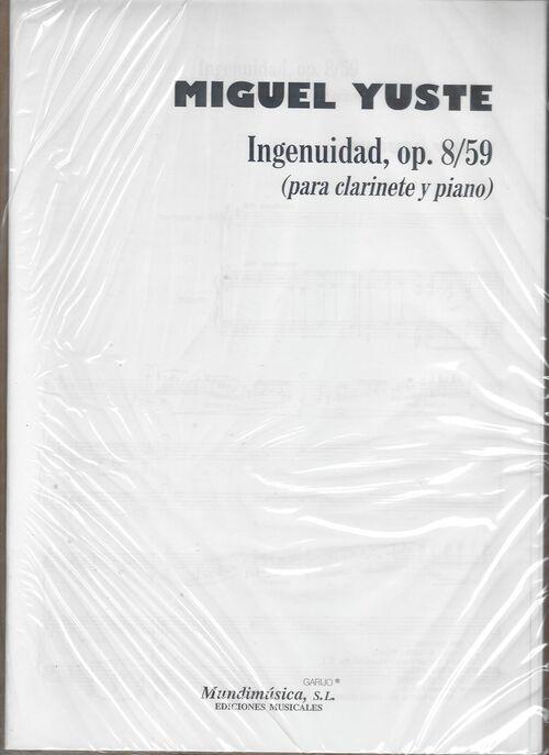 Ingenuidadop.8/59. Miguel Yuste