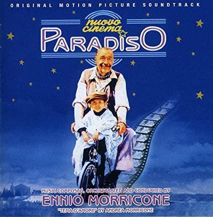 CinemaParadisopara saxofón. EnnioMorricone