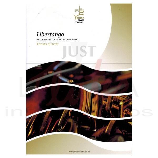Libertangopara clarinete.AstorPiazzolla