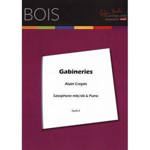 Gabineries(2015) Alain Crepin
