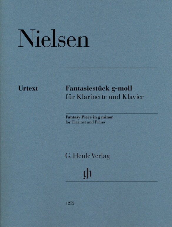 Fantasiestück ing-moll(1881) Carl Nielsen