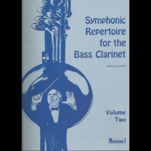 SymphonicRepertoireforBassClarinetVolume2. MichaelDrapkin