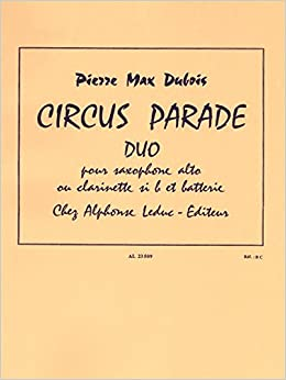 CircusParade. PierreMax Dubois