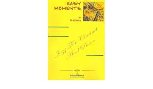 EasyMoments(2011)Jazz para clarinete y piano. Bela Kovacs