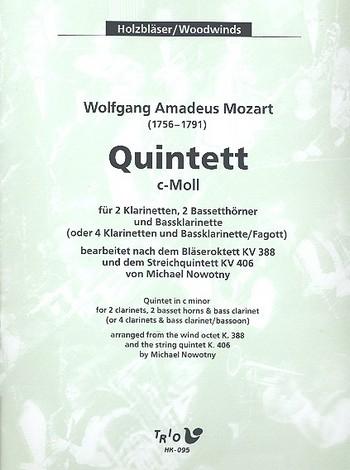Quintettinc-mollpara clarinete.WolfgangAmadeusMozart