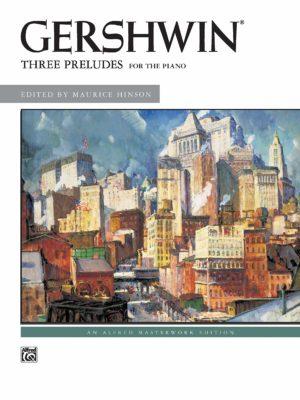 ThreePreludes. GeorgeGershwin