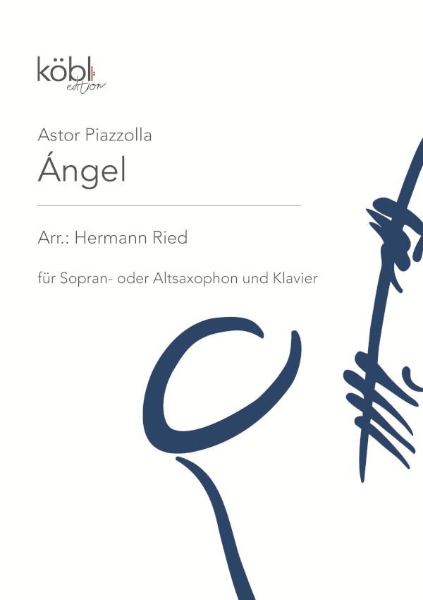 AngelfürSopran-saxofón alto y piano.AstorPiazzolla
