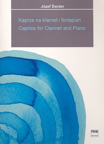 Caprice(1962)para clarinete y piano.Jozef Swider