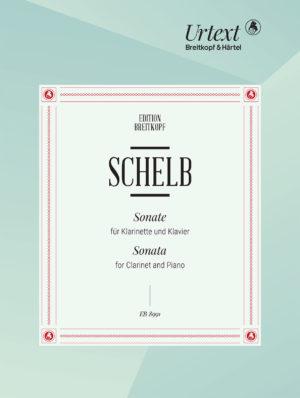 Sonate(1947)para clarinete y piano. JosefSchelb