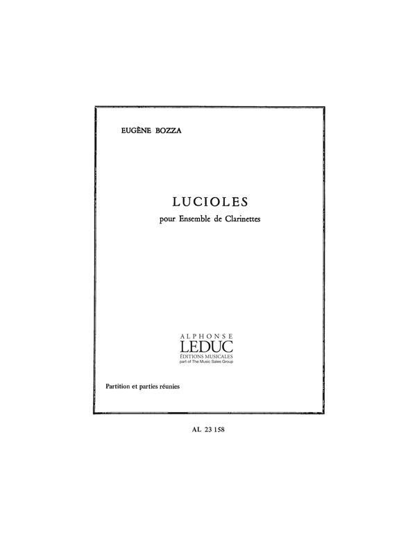 Lucioles. Eugene Bozza