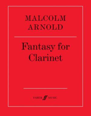 Fantasy(1960) para flauta y clarinete. Malcolm Arnold