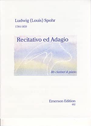 RecitativoetAdagio(1805). LouisSpohr