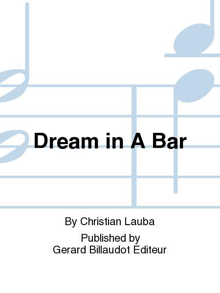 DreaminaBar. Christian Lauba