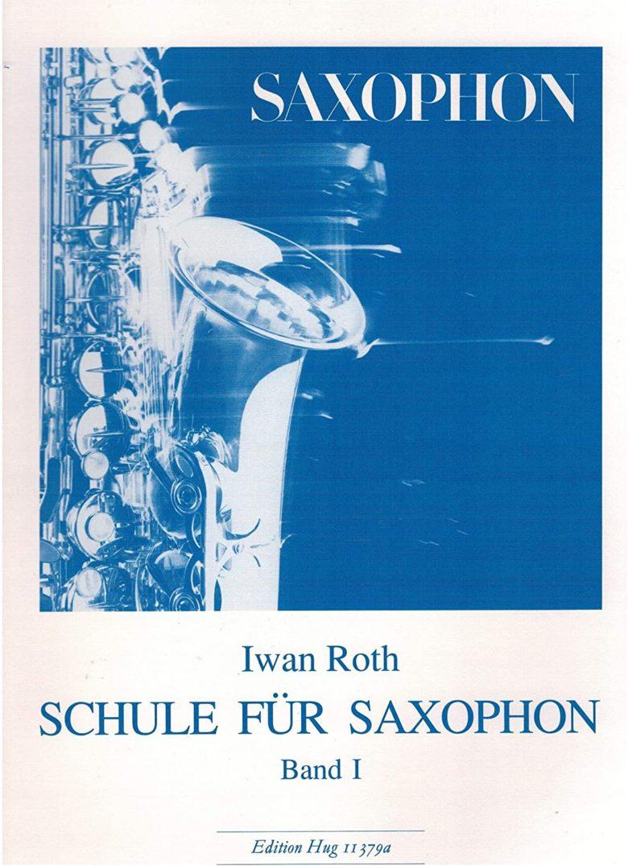 SchulefürSaxophon. Iwan Roth