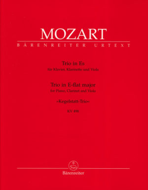 TrioinEs-DurKV498. WolfgangAmadeusMozart