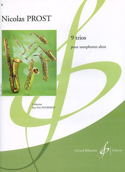 9Trios(2004). Nicolas Prost