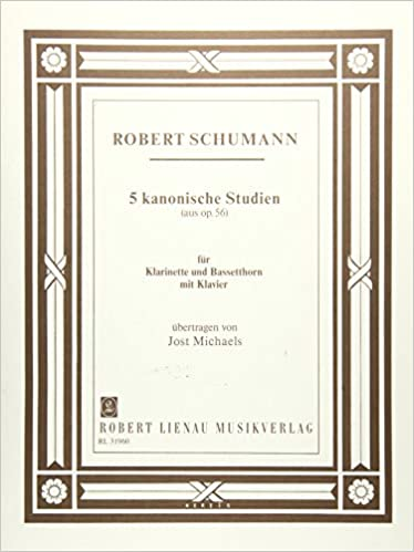 5kanonischeStudienausop.56. Robert Schumann