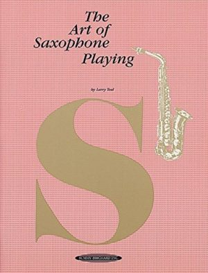 TheArtofSaxophonePlaying(1963) Larry Teal
