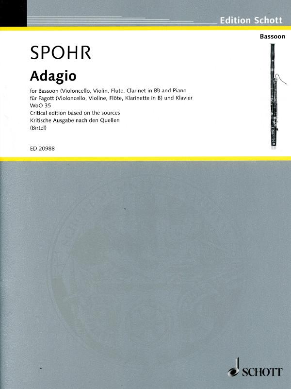 AdagioinF-DurWoO35. Louis Spohr