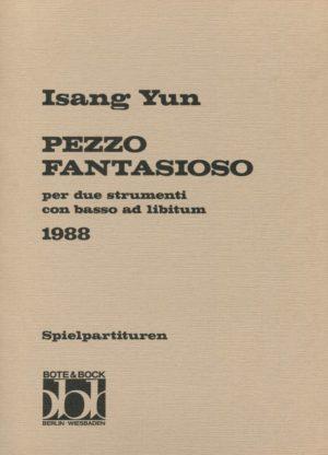 PezzoFantasioso(1988) Isang Yun