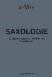 Saxologydupotentielacoustico. Daniel Kientzy