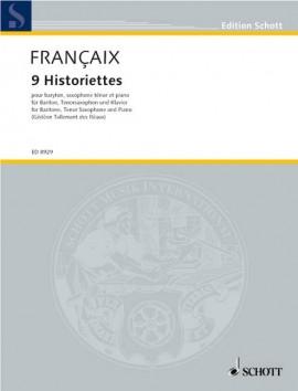 9Histoirettes(1997)Jean Francaix