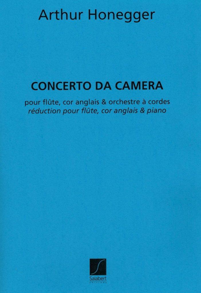 Concertodacamera. ArthurHonegger
