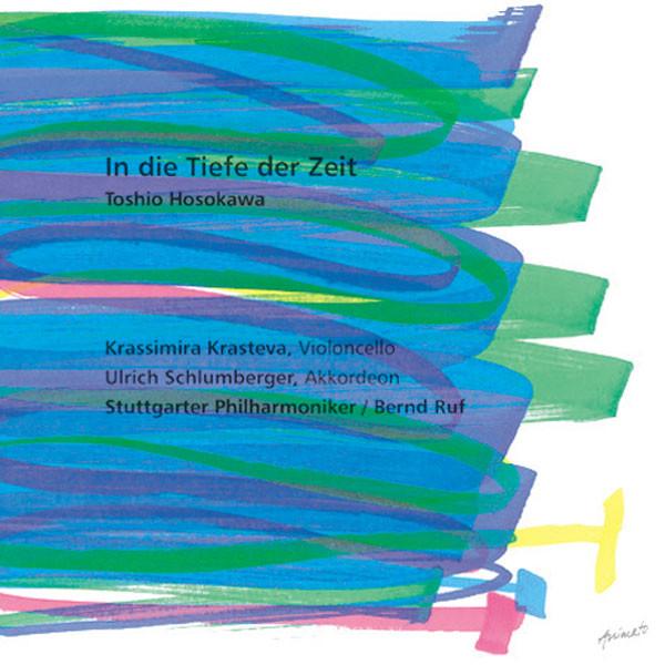 IndieTiefederZeit(1994/2001) para clarinete. Toshio Hosokawa