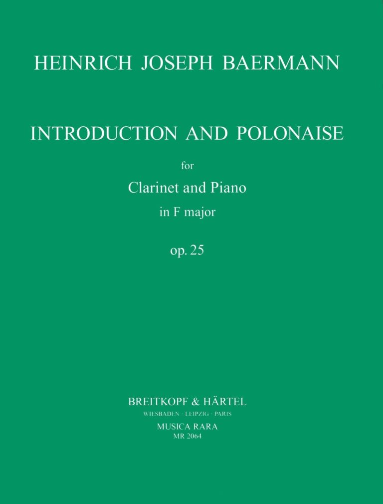 IntroduktionundPolonaiseop.25. HeinrichJosephBaermann